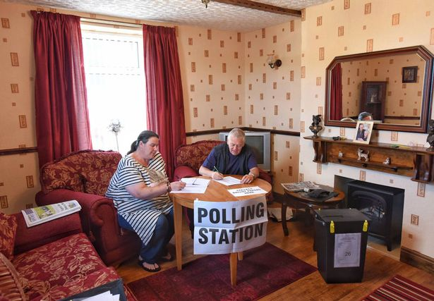PAY-Bizarre-Polling-station-locations